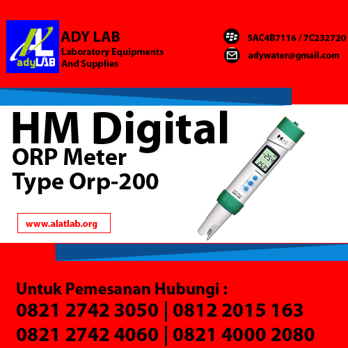 hm digital orp-200