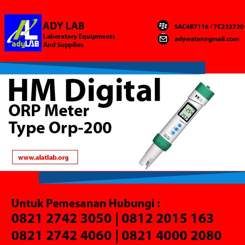 hm digital orp-200